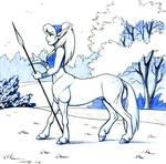 Pony Centauress