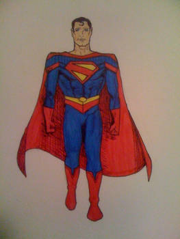 Superman costume design