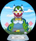 NMA: Globe of Wally by Punkocalypse