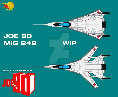 Joe 90 WIP