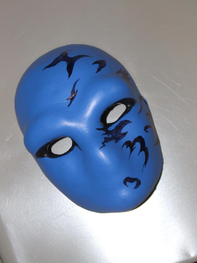 Sasuke Curse Mark Anbu Mask by UnknownShinobiHow To Make A Anbu Mask