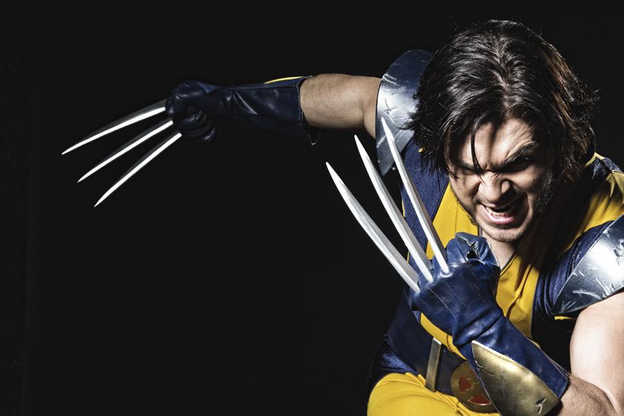Wolverine by MrAdamJay