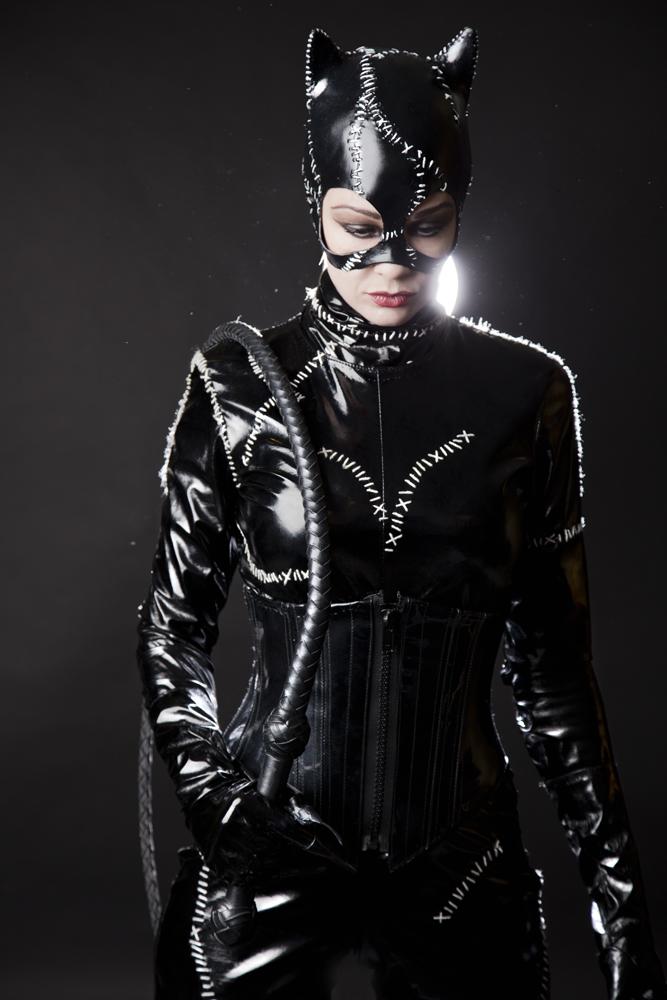 Catwoman by MrAdamJay