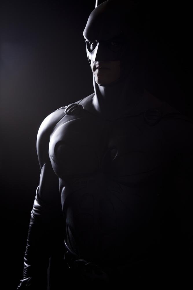 Batman by MrAdamJay