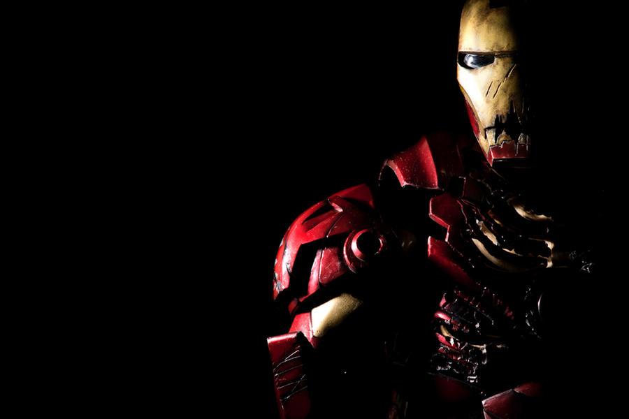 Ironman (Zombie) by MrAdamJay