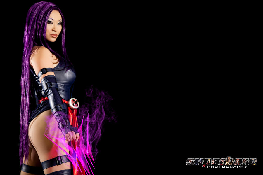 Psylocke By MrAdamJay On DeviantArt