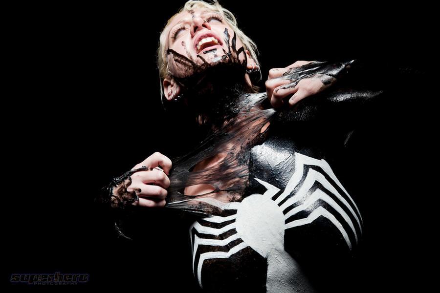 Venom by MrAdamJay