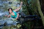 Lara Croft - Waterfall Shoot - Series 3