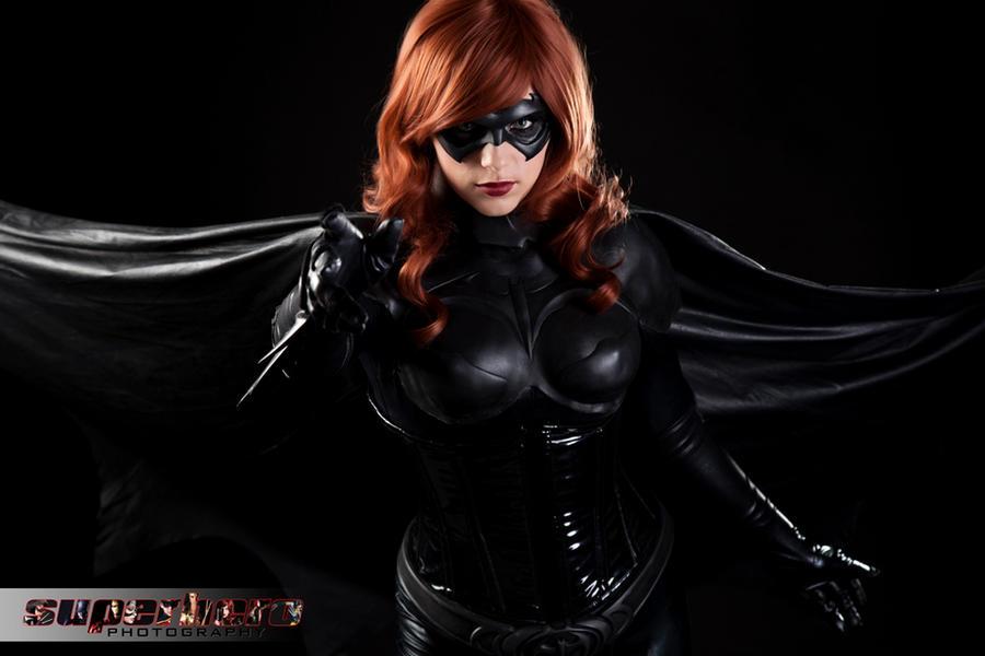 Batgirl by MrAdamJay