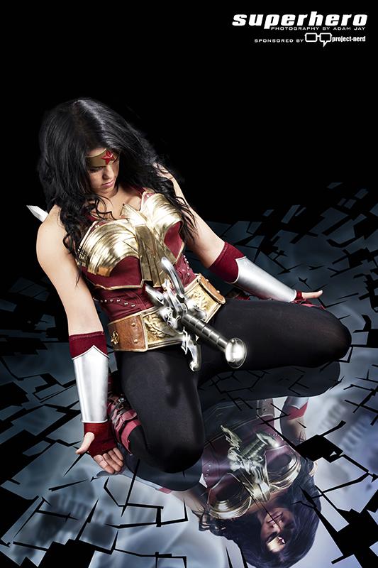 Wonder Woman #614 by MrAdamJay