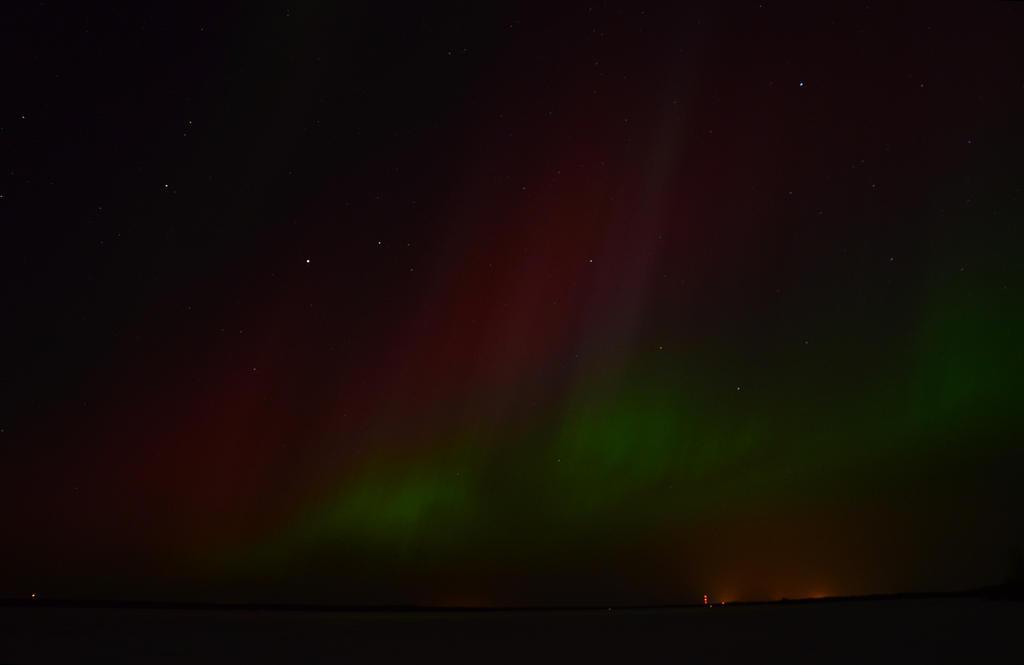 Northern Lights 1 by Garbuend
