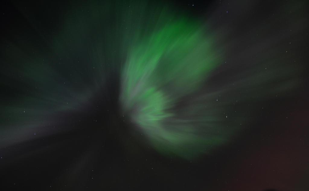 Northern Lights 2 by Garbuend