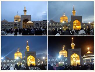 Mashhad(Imam Reza Shrine) by chester1010ir