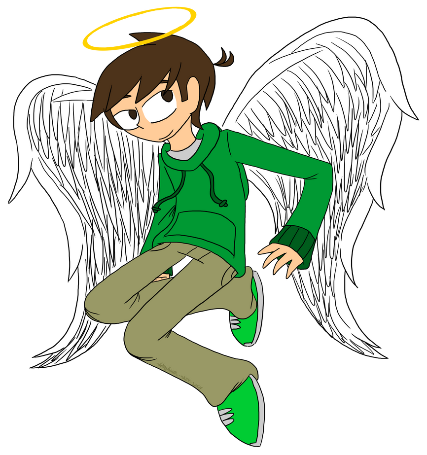 Angel Edd by rcKEY