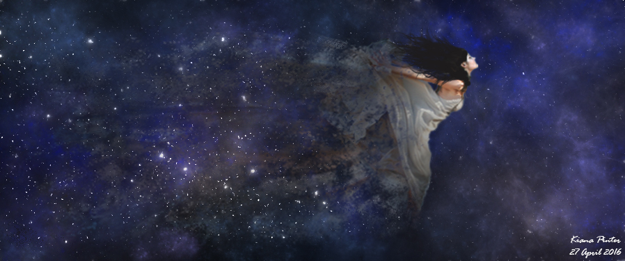 Through the Stars by keyuhna