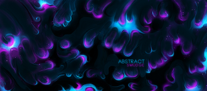 Abstract Smudge