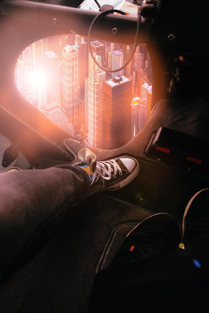 city's light by IlouS