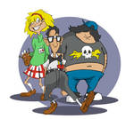 Day of the Tentacle guys