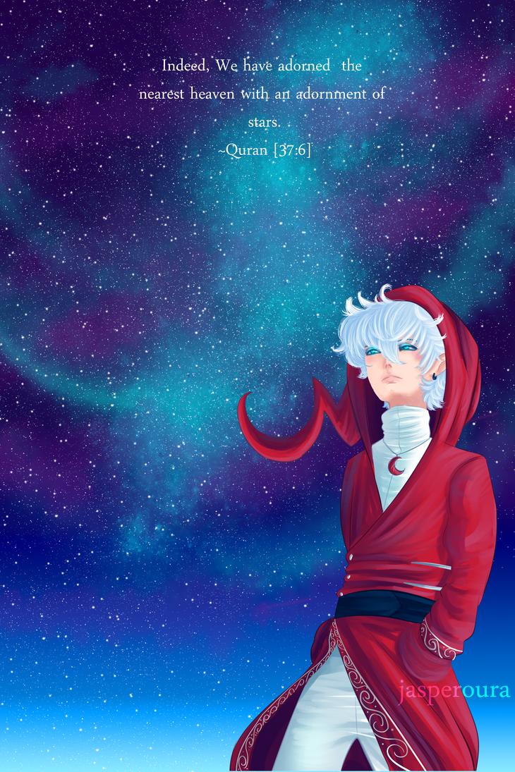 starscape by jasperoura