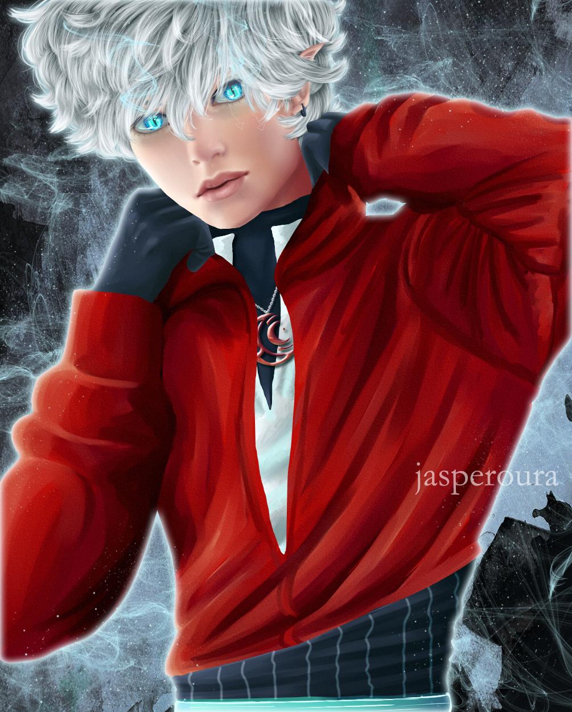 pixie boy by jasperoura