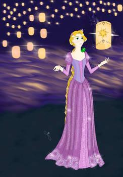 Rapunzel (Disney Princess Collection)