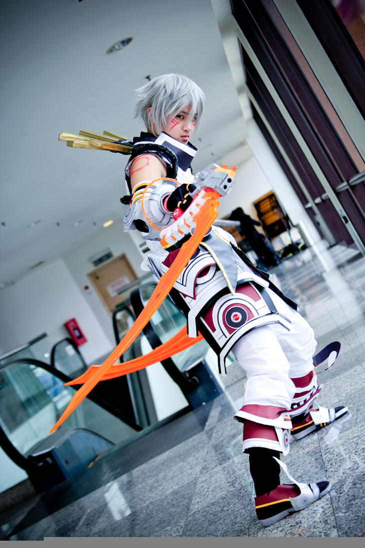 Haseo Xth Form 5 by yuancross on DeviantArt