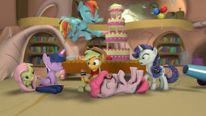 Party of 6 by Raptor1701
