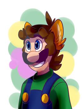 Luigi Fox Boy