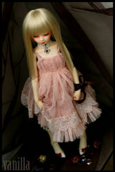 pink Vanilla ,one shot. large, by fleur-