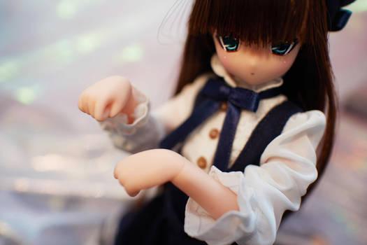 Cute Cat Yuzuha