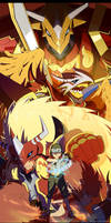 digimon frontiers fire