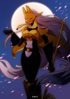 SAKUYAMON by DrawingLee
