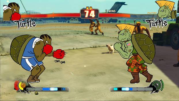 Super Turtle Fighter 4?
