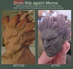 Akuma Sculpt This Again