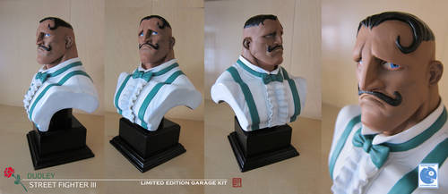 Dudley Bust Painted by rgm501