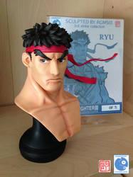 Ryu Bust by rgm501