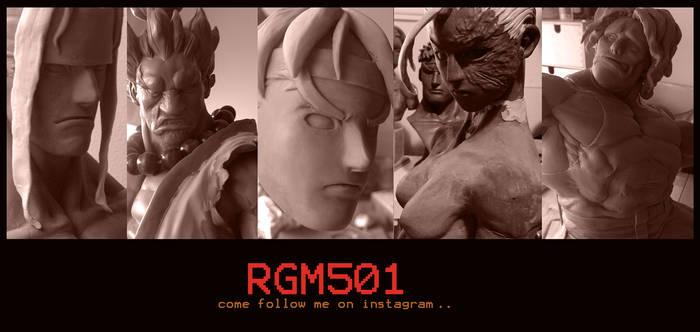 Rgm501 sculpture WIPS