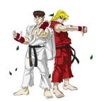 STREET FIGHTER collaboration