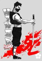 Ninja by rgm501