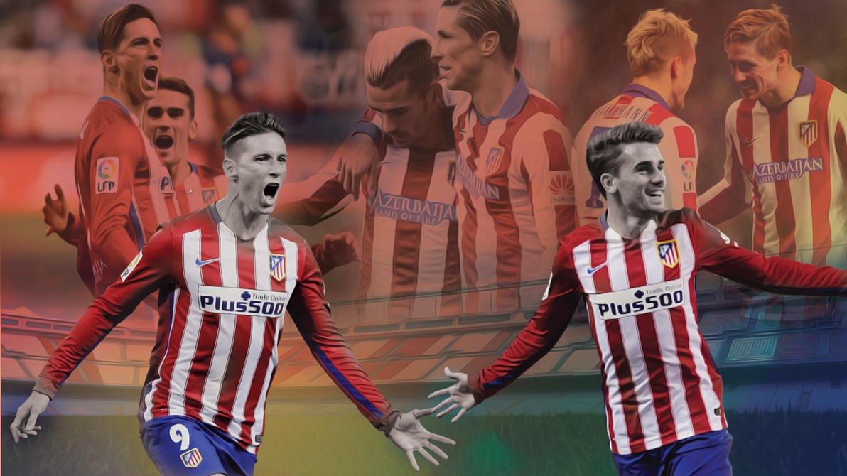 Atletico madrid wallpaper by gokul129 on deviantart atletico madrid wallpaper by gokul129 voltagebd Image collections