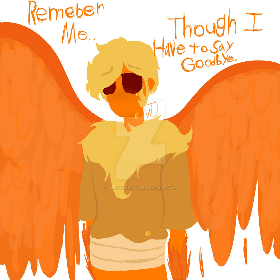 Remember Me,, by TheChibiDino