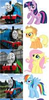 Thomas and Twilight Friendships