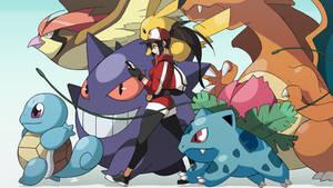Pokemon Go Fan art