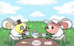 Cutiefly Tea Party