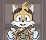 Tails- Sonic Boom