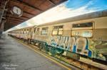 trainstation belgrade by georgebozinov