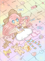 Cute-Candy Wonderland by sweet-cottoncandy