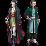 commission: jade elves