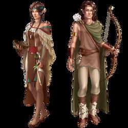 c: Copper Elves