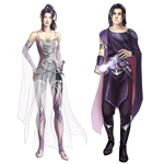 commission: silver elves
